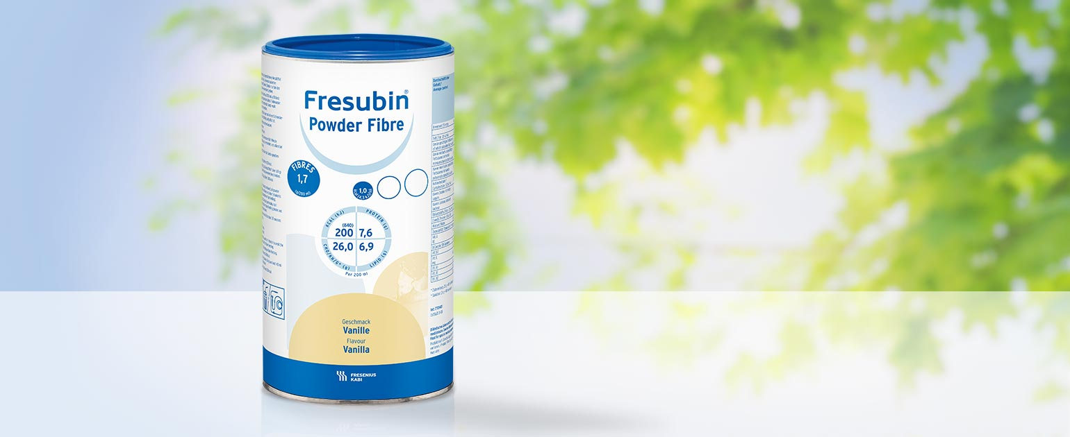 Fresubin® Powder Fibre