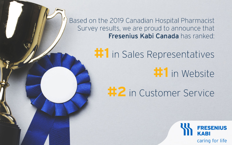 2019 Canadian Hospital Pharmacist survey results