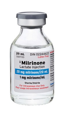 Milrinone Lactate Injection