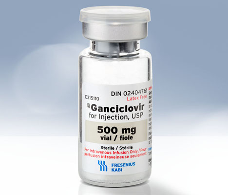 Ganciclovir for Injection