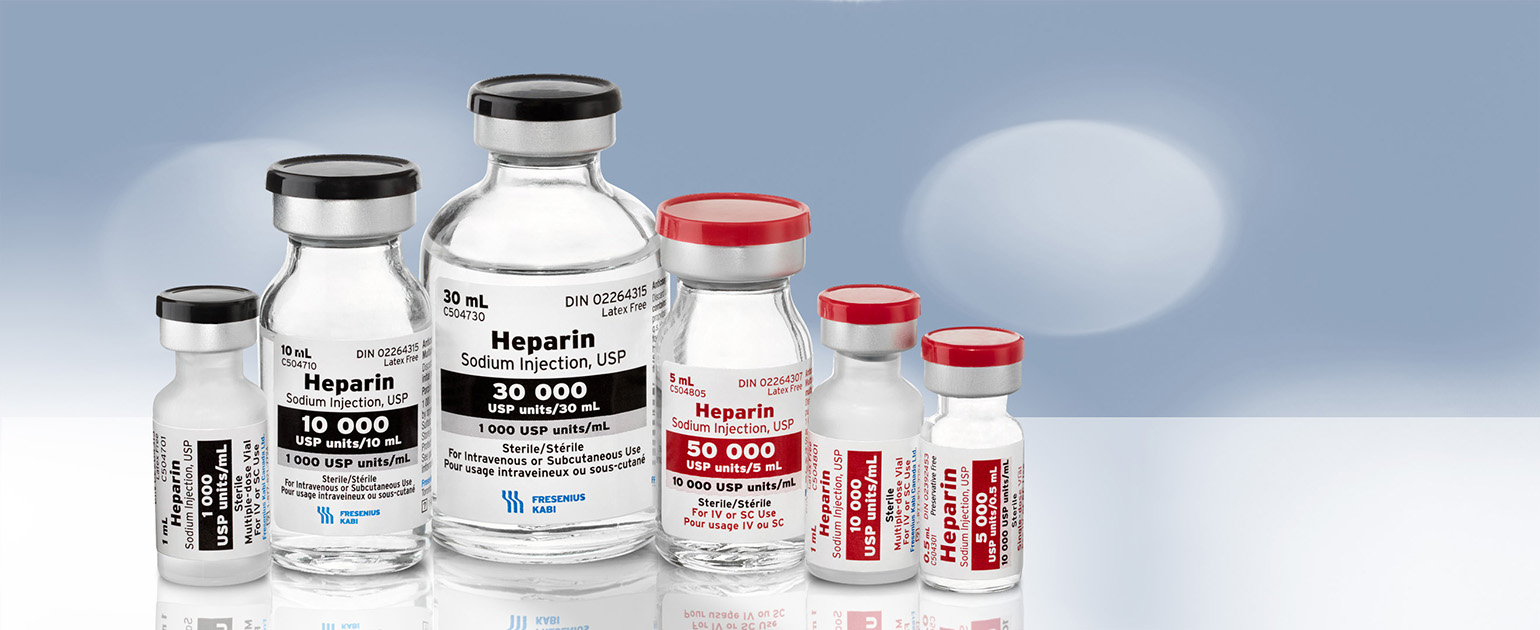 Heparin Sodium Injection, USP