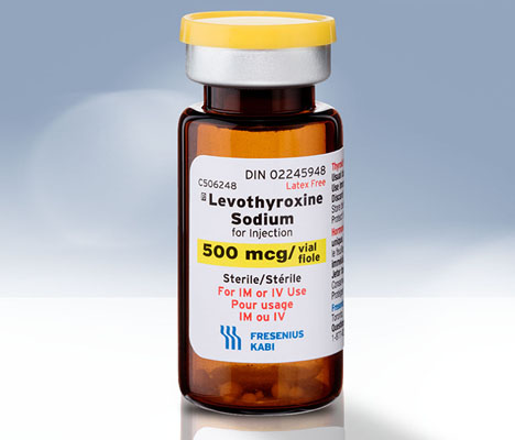 Levothyroxine Sodium for Injection