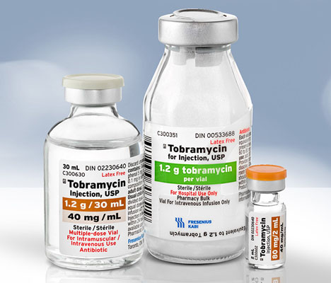 Tobramycin for Injection, USP
