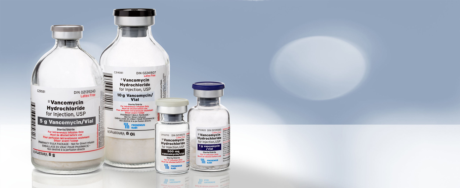 Vancomycin Hydrochloride for Injection, USP