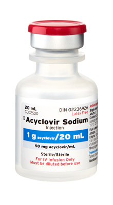 Acyclovir Sodium Injection