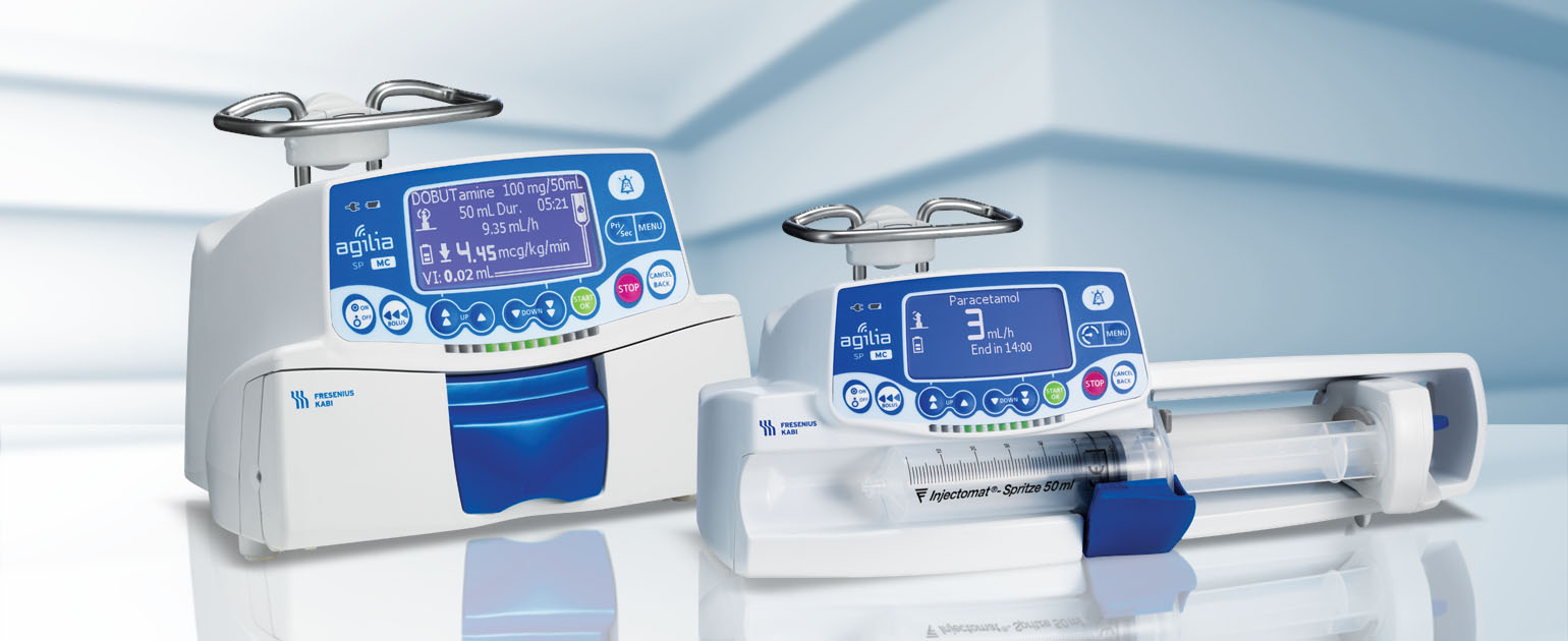 Agilia® Connect Infusion System