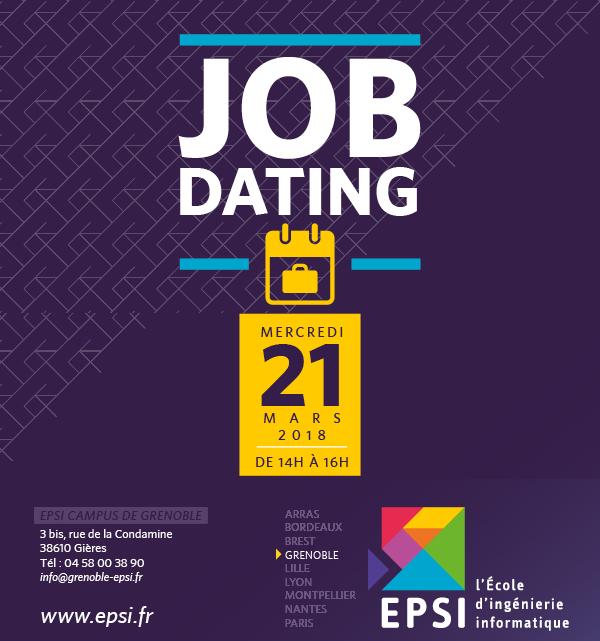 Job dating alternance nantes