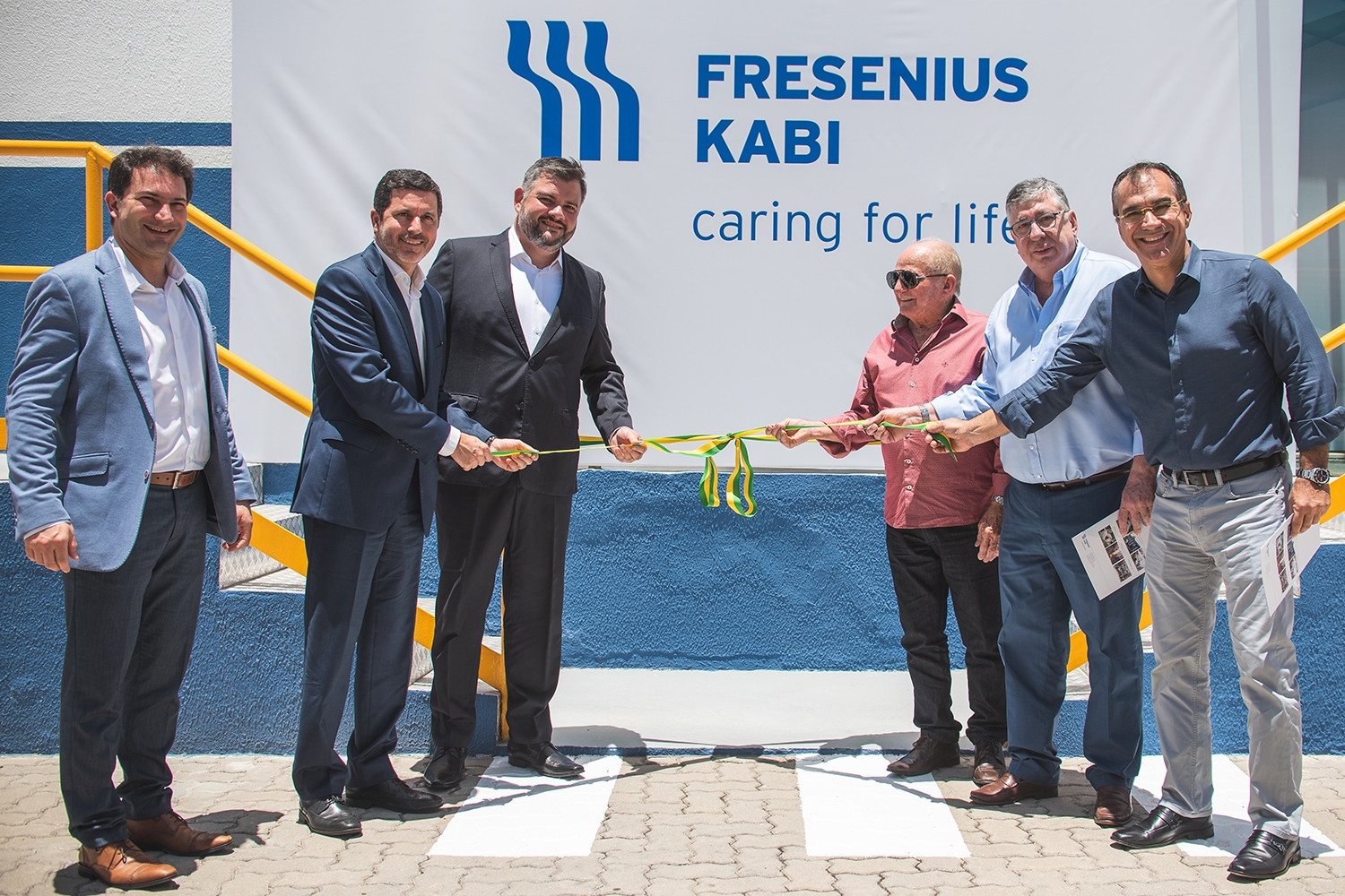 Fresenius Kabi expands plant in Brazil