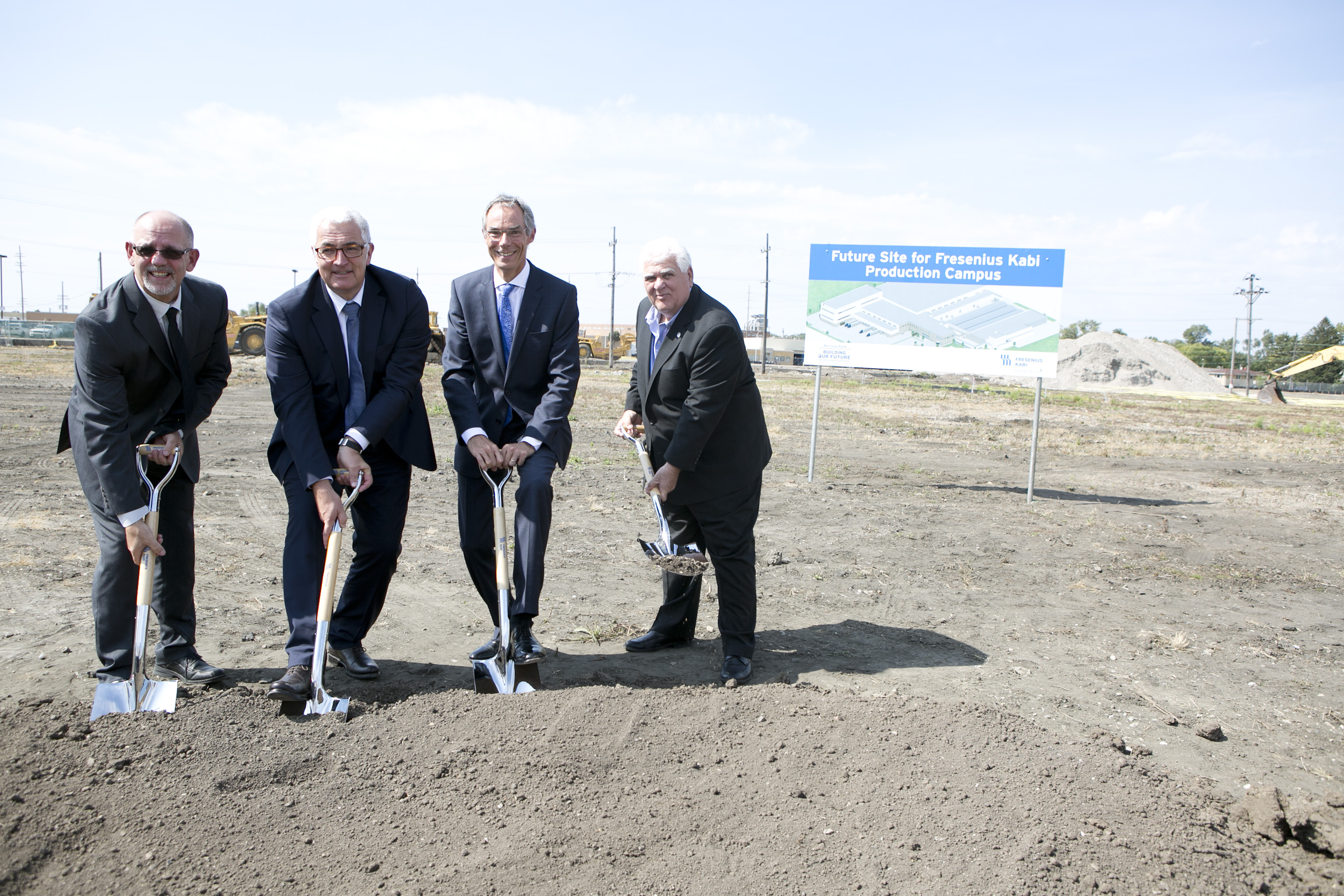 Fresenius Kabi Breaks Ground on $250 million Expansion of Pharmaceutical Manufacturing Site in Illinois