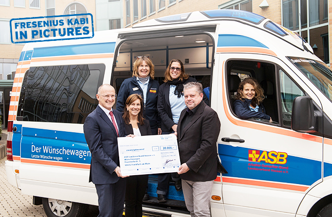 Fresenius Kabi Germany Wish Van
