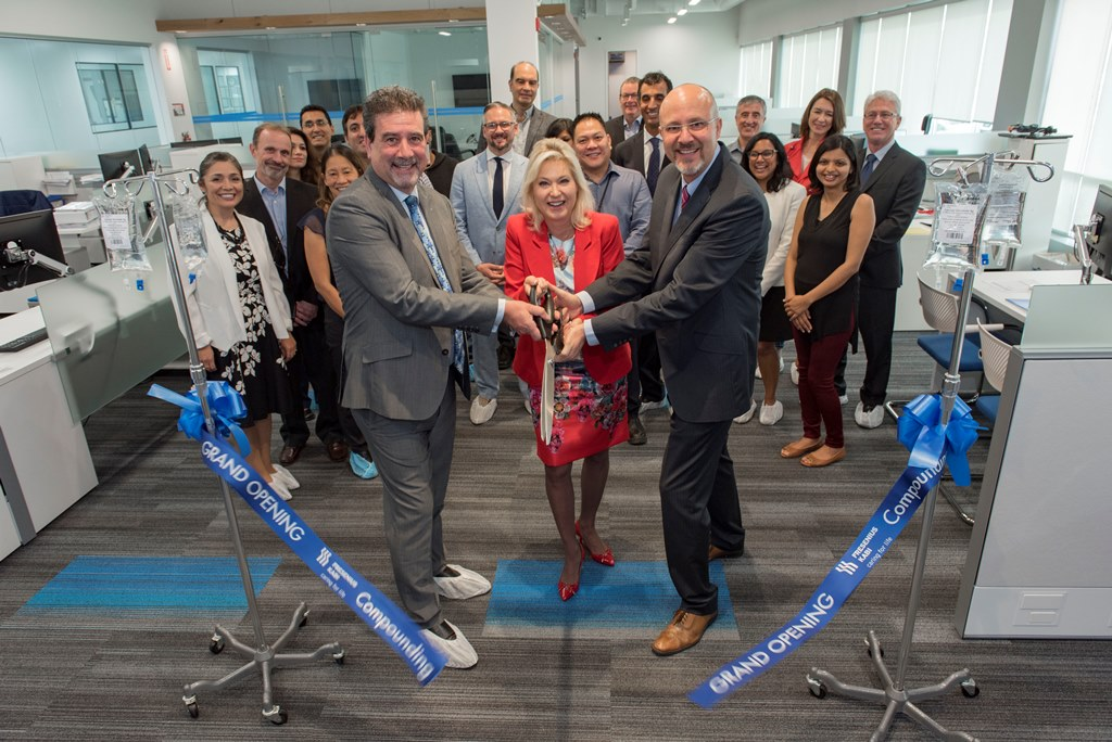 Fresenius Kabi opens compounding center in Canada