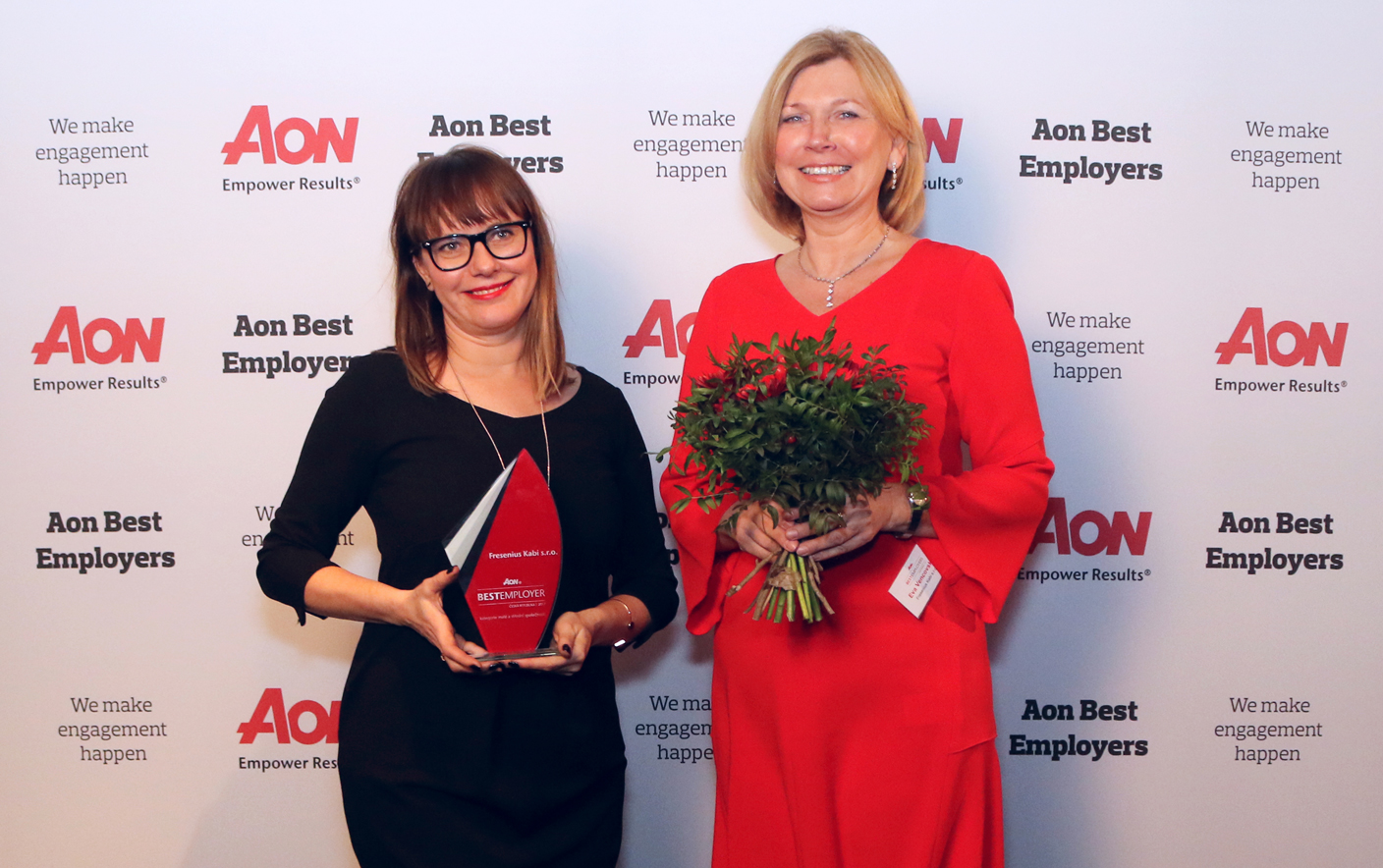 Fresenius Kabi is one of the Best Employers in the Czech Republic