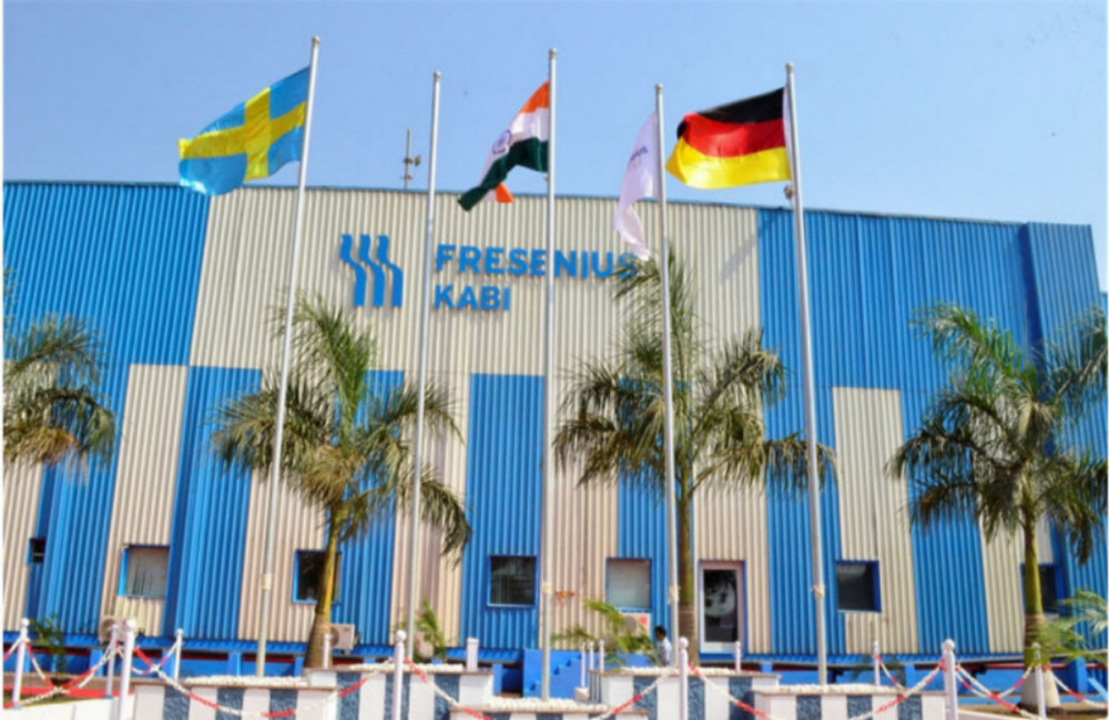 Find Us Fresenius Kabi India