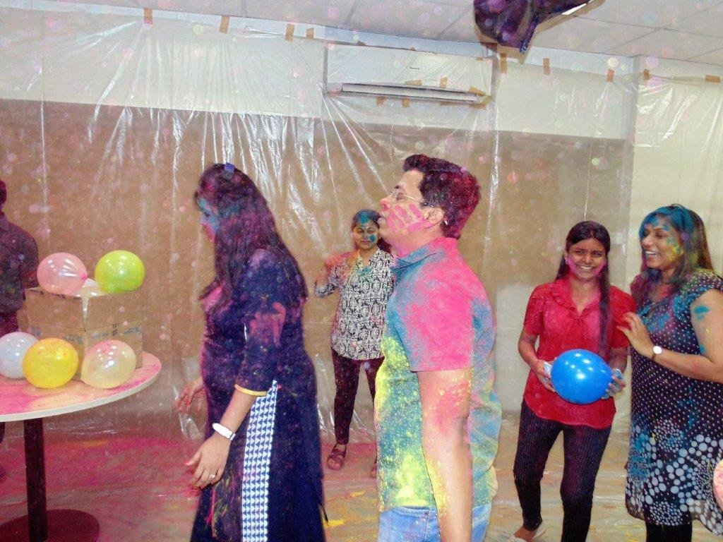 Holi Celebration at FKIPL