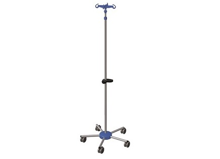 Infusion pump rolling stand